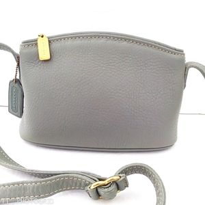 Vintage 90s Coach Sonoma pebbled leather crossbody